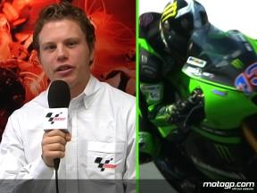 Paddock Press: Bishop on West´s 2008 season