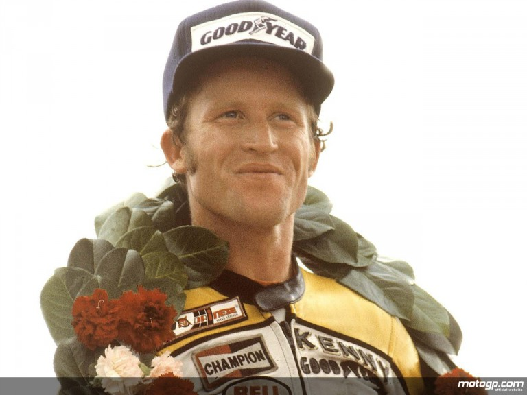 `King´ Kenny Roberts in 1979