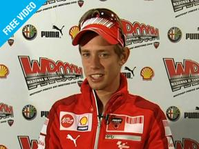 Casey Stoner reflects ahead of 2009 season
