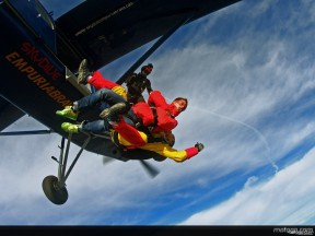 Bautista in freefall for Discovery Challenge