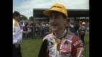 1995 Dutch TT Raudies interview after the race