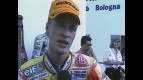 1996 Imola GP Waldmann interview after the race