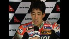 1999 Australian GP Okada interview after the race