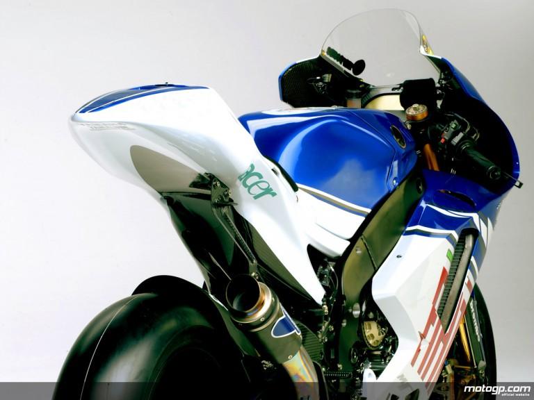 Yamaha M1 2008