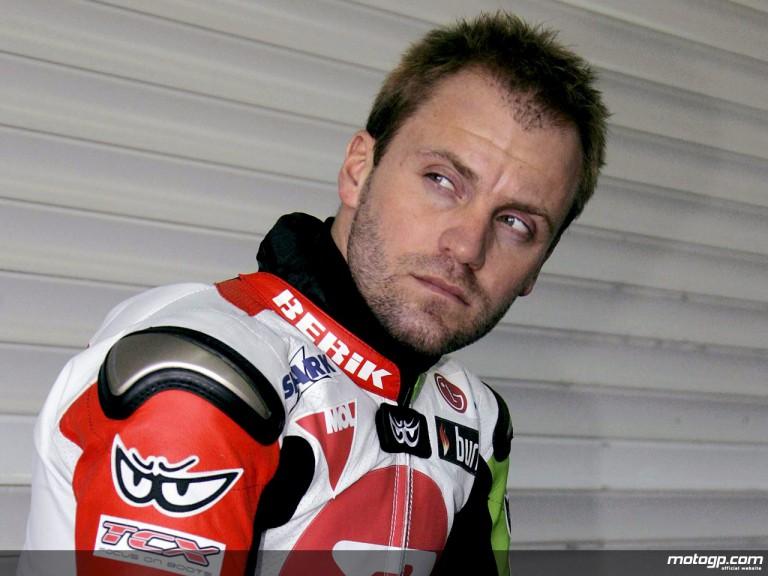 250cc Rider Gabor Talmacsi