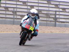 Valencia 125cc test highlight