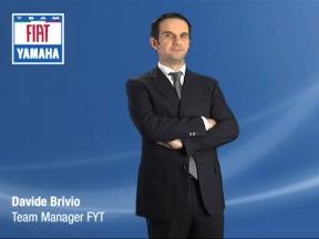 Davide Brivio – Fiat Yamaha online presentation