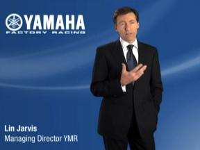 Lin Jarvis – Fiat Yamaha online presentation