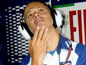 Daniele Romagnoli, Fiat Yamaha Team Manager for Jorge Lorenzo