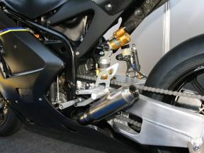 Moriwaki early Moto2 prototype