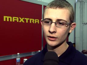 British Rookie Hoyle on Maxtra involvement