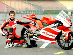 Stefan Bradl and his 2009 machinery
