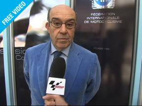 Dorna Sports CEO Carmelo Ezpeleta on 2009 cost-cutting measures