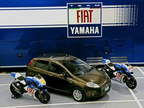 Yamaha Racing's Italian HQ