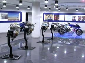 A visit to Yamaha Racing's MotoGP HQ in Italy