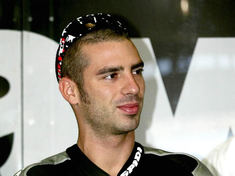 MotoGP Rider Marco Melandri