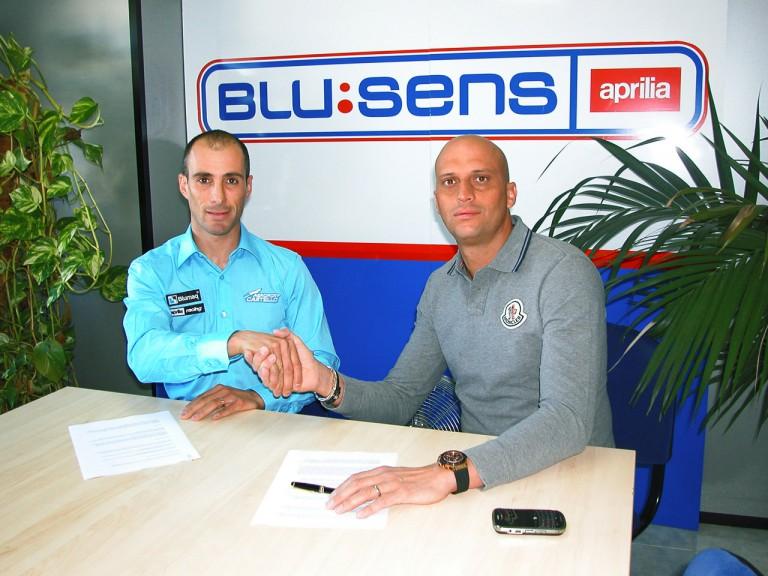 Álex Debón signs with BQR Team