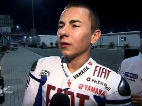 Lorenzo on strong Losail finale