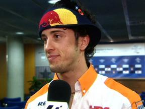 Dovizioso enthusiastic about 2009 prospects