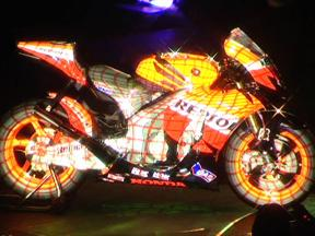 Repsol Honda presentation in Madrid