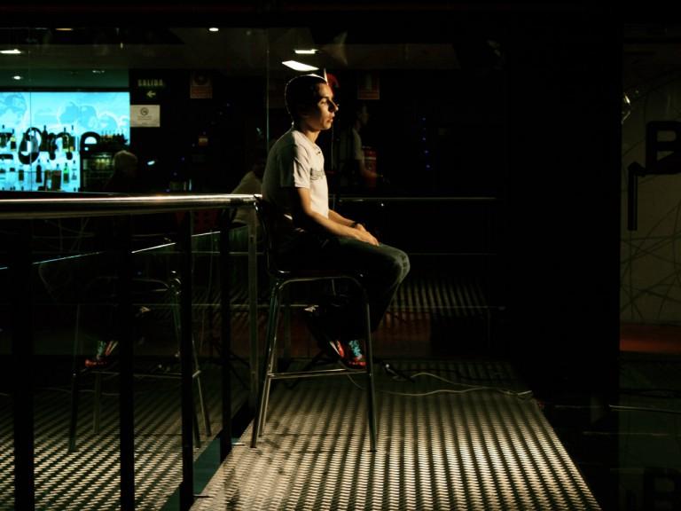 Jorge Lorenzo addresses Spanish media in Barcelona