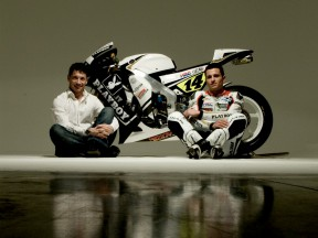 LCR Honda with new Playboy sponsorship