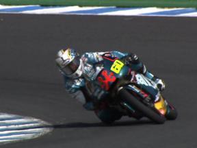 Spaniard Simón dominates 125cc Jerez practice