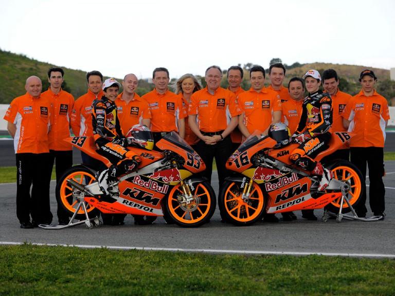 Red Bull KTM Motosport Team