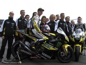 Monster Yamaha Tech 3 launch takes place in Jerez
