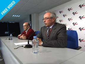FREE - FIM President Vito Ippolito explains latest rule changes