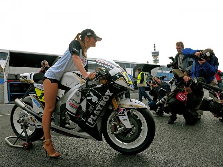 LCR Honda bike unveiling in Jerez