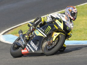 Edwards completes 2009 preseason at Jerez