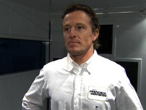 Gibernau happy with comeback results