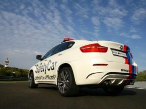 BMW's X6 M set for Qatar MotoGP debut