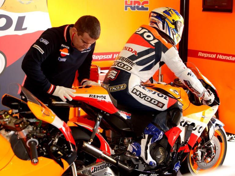 Kousuke Akiyoshi set to leave the Repsol Honda garage