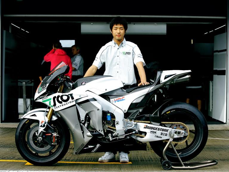 Scot Racing Yuki Takahashi