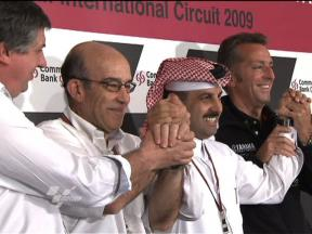 Qatar Event voted Best Grand Prix of 2008