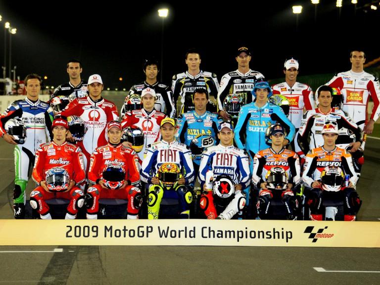 2009 MotoGP Riders