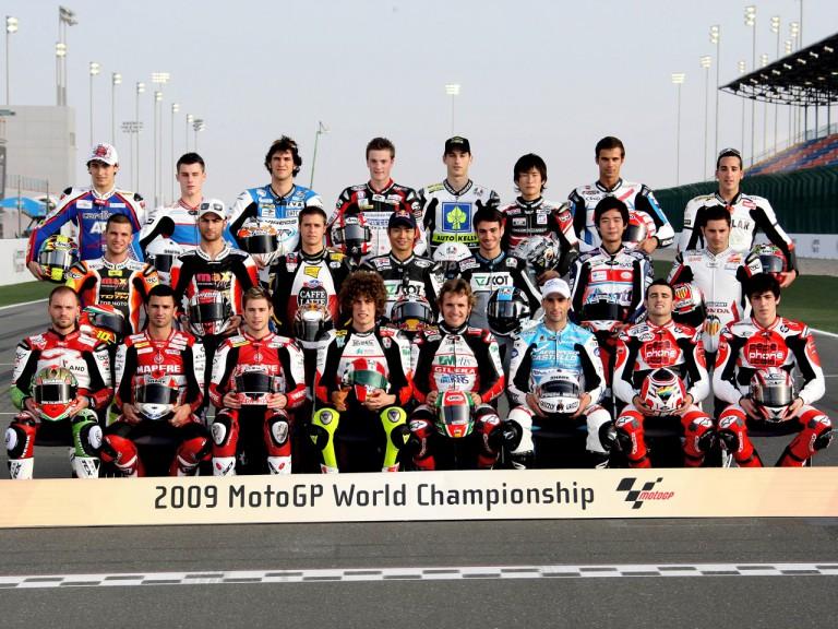 2009 250cc Riders