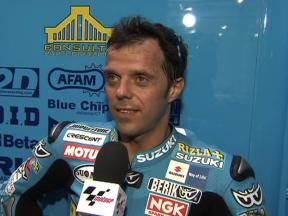 Capirossi analysis of fifth place grid spot