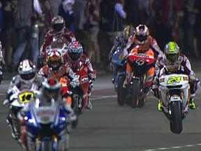 Best images of MotoGP QP in Losail