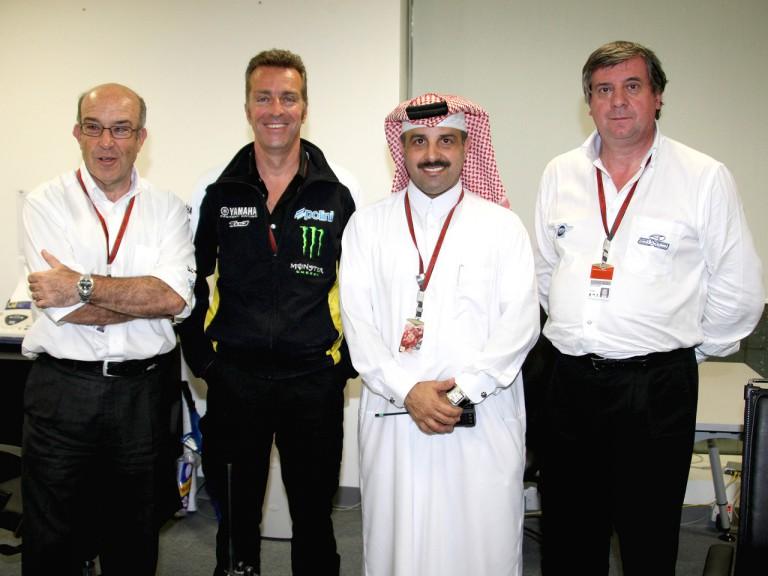 Authorities meet to discuss Qatar race postponement