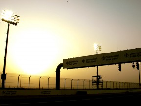 View of Losail Circuit
