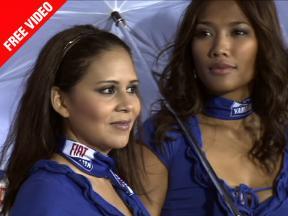 MotoGP Paddock Girls in Qatar