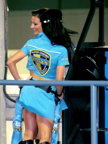Paddock Girls - Qatar 2009 -