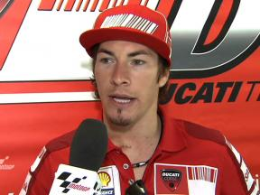 Hayden reveals no ill-effects from crash
