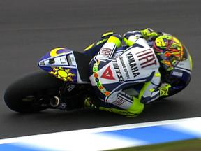 Motegi 2009 - MotoGP FP1 Highlights
