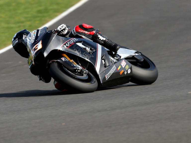 Marco Melandri in action