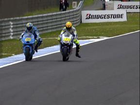 Best images of MotoGP FP1 in Motegi