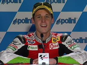 Pol Espargaro interview after race in Japan